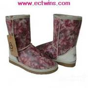 Ugg Classic Short Boots Romantic Flower